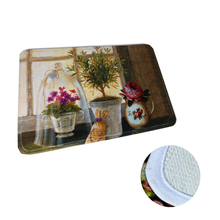 Anti slip wholesale fashion non slip bath mat door mat