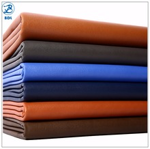 Nubuck 100% polyester faux leather, hot sell products with factory price also artificial leather for sofa pu sofa material
