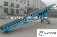 Wheat Corn Rice Cotton Grain Bags Portable Belt Conveyor