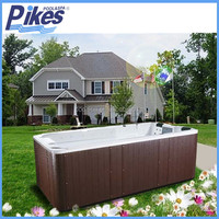 Whirlpool sex massage spa hot tub outdoor garden swimming pools