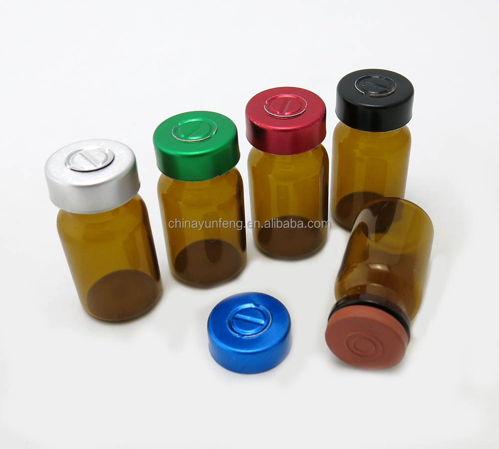 7ML small steroids vials wholesale with flip top