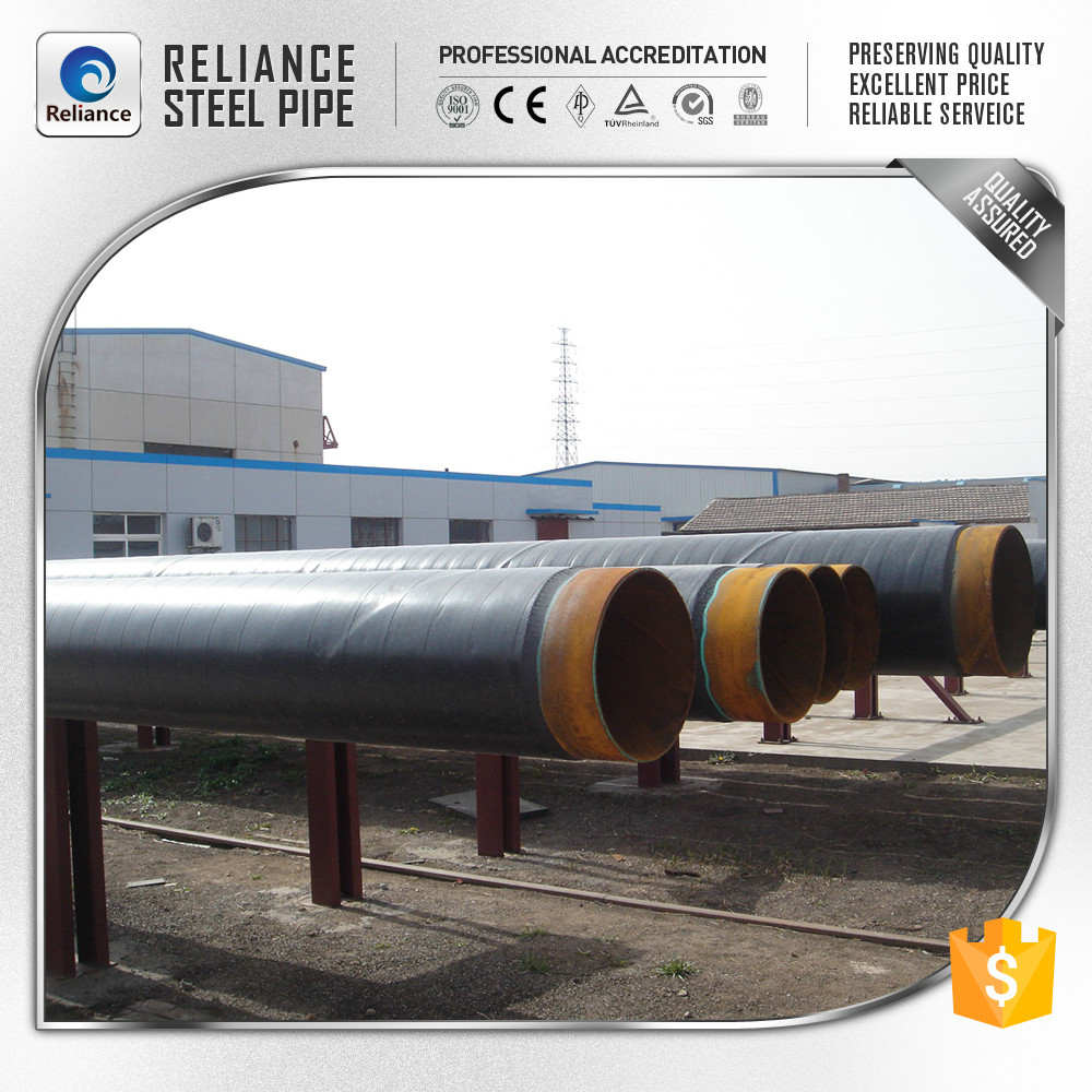 EN10224 API 5L INSULATION SPIRAL WELDED STEEL PIPE