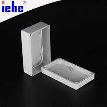 Y1 series 158*90*60mm ABS PVC ip65 plastic mini waterproof electrical coaxial cable junction box