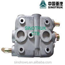 SINOTRUK HOWO Truck Original/Copy/OEM Engine Spare Parts, HOWO Cylinder Cover Assembly 61200130720