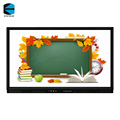 55'' EKAA Smart Touch Screen Interactive Whiteboard All in One PC For School Teaching