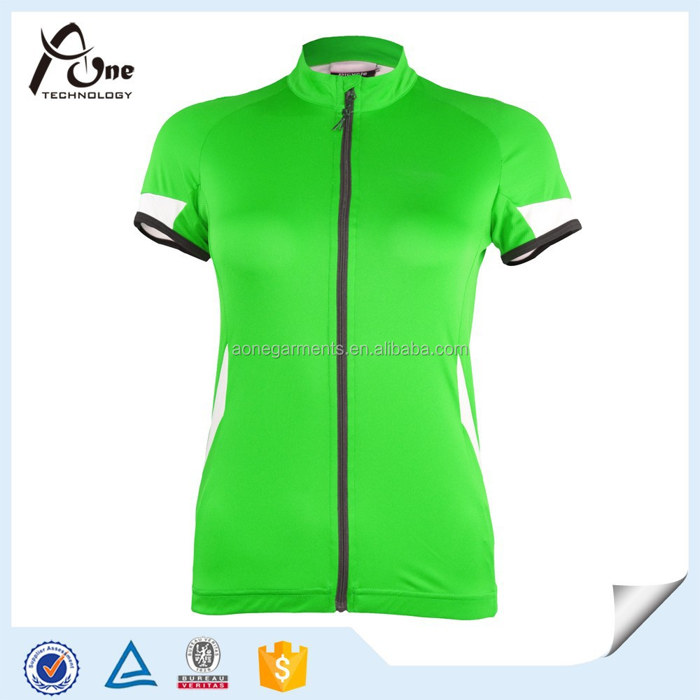 China Cheap Women Wholesale Cycling Jersey