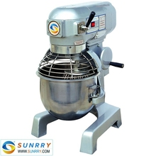 Electric food mixer Capacity 5kg electric food mixer 15 L small food mixers for CE (SY-FM15 SUNRRY)