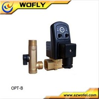 water automatic timer drain for air compressor