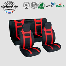red car seat cover Worldwide Famous Fashion Car Accessories Front auto seat cover