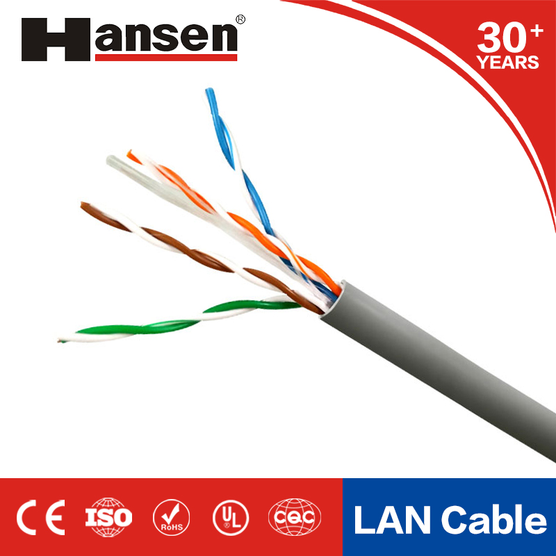 outdoor utp soft cat6 lan cable