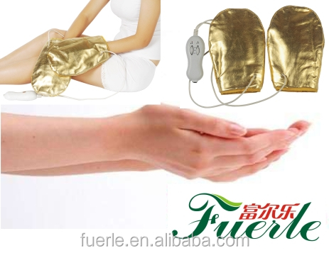 The Newest Hot Selling Fuerle keep beauty hand held back vibrators for massage