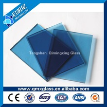 4mm -19mm bronze, grey, blue, green FLOAT GLASS with ISO&CE certificate