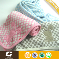Sedex Audit China Factory Manufacture Coral Fleece Baby Bed Sheet Blanket
