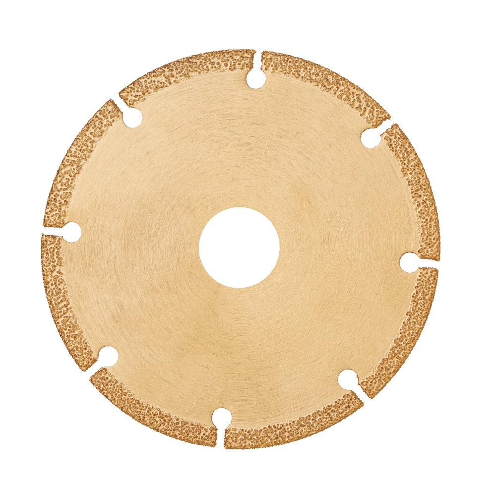 125mm New Developing Brazed Diamond Grinding Cutting Disc