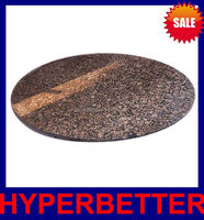 Baltic brown natural stone round table top