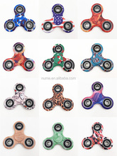 2017 New different color zinc alloy fidget toys for adults