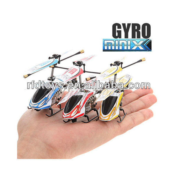 GYRO Metal Frame 3CH Micro Mini RC Helicopter 6025-1 rc helicopter with USB