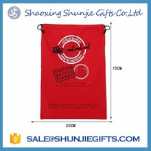2016 best selling Xmas shopping bag