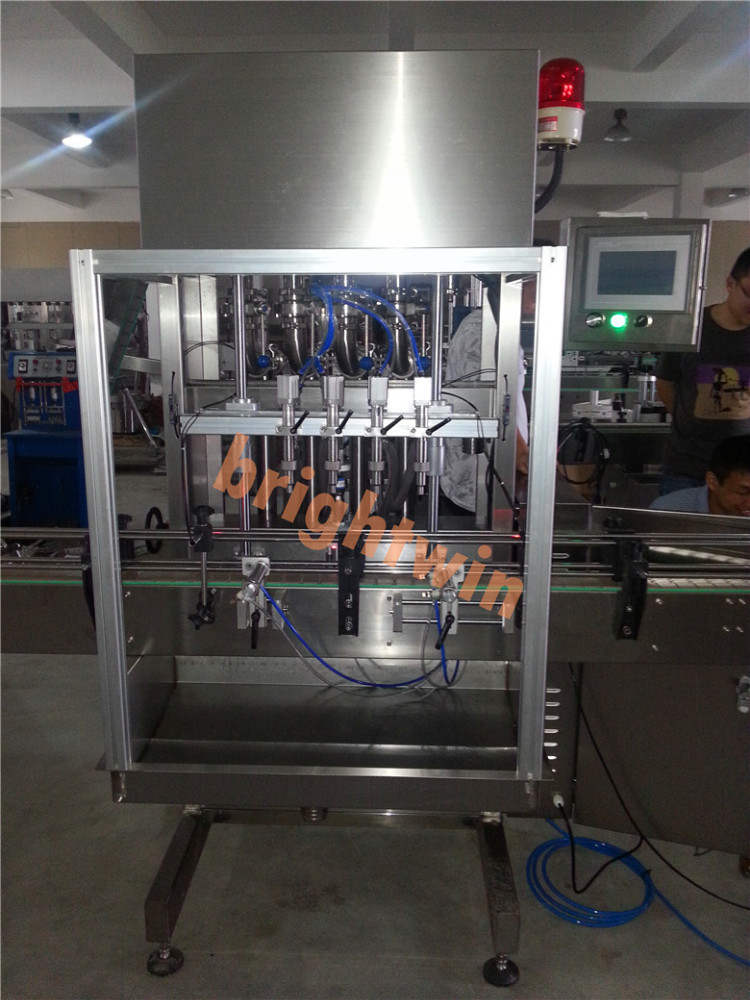 factory price automatic dipping sauce/ fry sauce filling capping machine