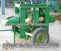 Logs barker /wood debarking machine/ wood peeler on sell