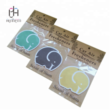 Hot sell car air freshener paper absorbent cotton paper for air car freshener wholesale, DL911