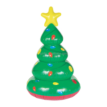 party favor indoor decoration Inflatable Large Christmas Tree