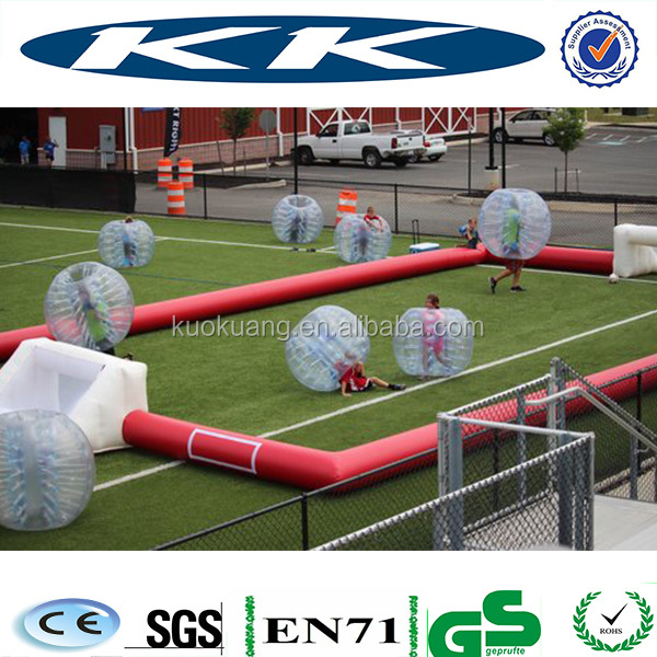 best selling inflatable game yard,kids sport yards, inflatable football field for outdoor games