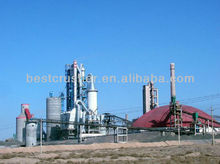 cement block production line / cement making machine / soil cement brick making machine