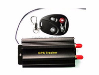 TK103B Tracker with SMS tracking support SMS/GPRS/Internet Network Data Transmission GPS103B for vehicle car