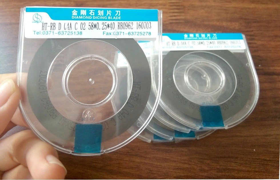 Diamond Dicing Blade For Electronic Industry