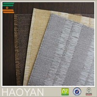 Chinese woven fabric jute paper roller blinds