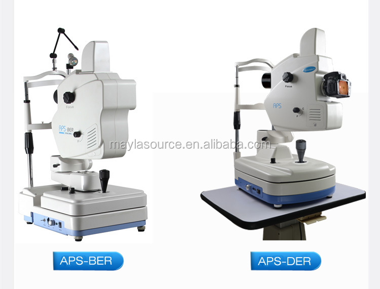 New design fundus camera APS-DER