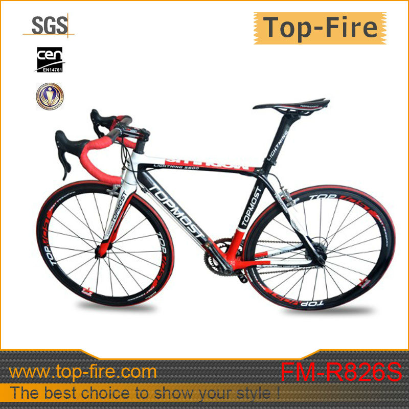 2014 New Style High Quality ISP DI2 complete carbon road bike-- B-LIGHTNING5600 For Sale At Factory's Price