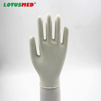Iso Ce Certified Latex Disposable Examination Gloves