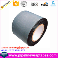 Bitumen anti corrosion tape for the gas oil pipeline