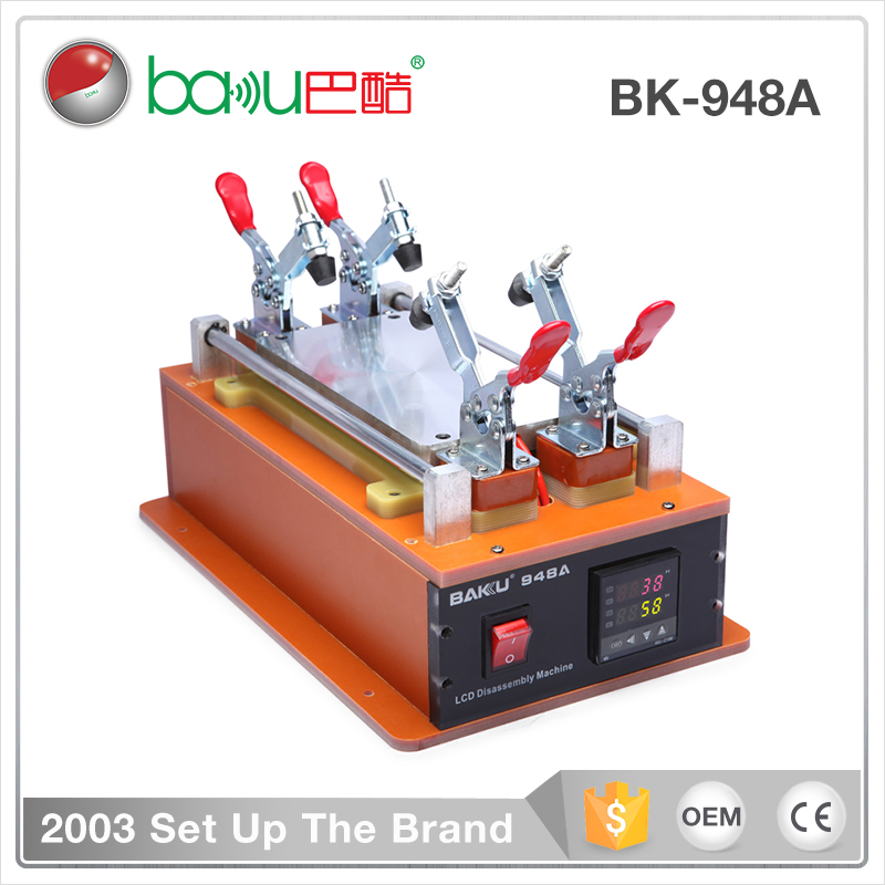 BK 948A New Peoduct LCD Panel Touch Screen Glass Separator Machine