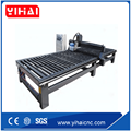 High quality YH2060 large scale aluminum veneer profiled CNC cutting machine engraving machine