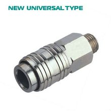 European type quick release air coupling