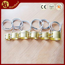 brass casting band heater for injection molding machine