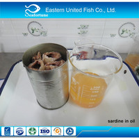 New Product Cheap 125G Canned Sardine In Oil Manufacturer