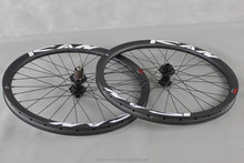 ICANBikes 26ER DH MTB Carbon wheels hookless rims /down hill carbon wheelsets