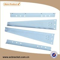 Professional Hardware Manufacturer! AC Bracket, Adjustable shell shaped wall lights