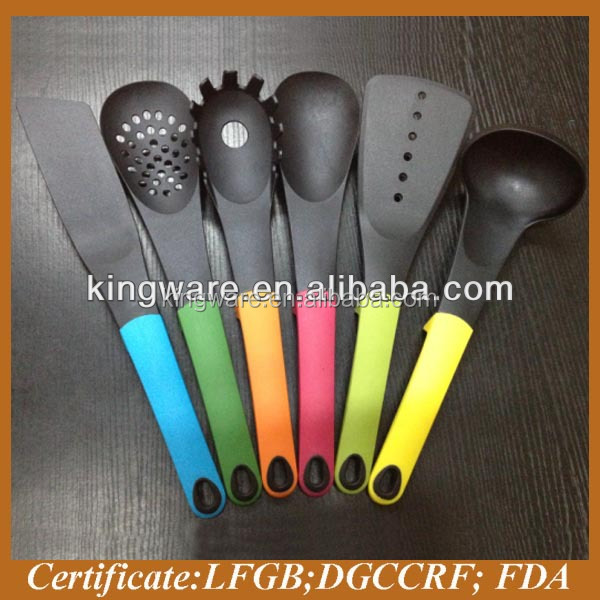 China alibaba cooking new items plastic kitchen utensil