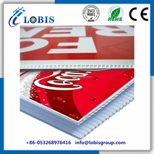 Manufacturer Cheapest Plastic price corflute yard sign