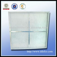 Pad Holding Air Filter Frame System - G2 to M5 to EN779:2012