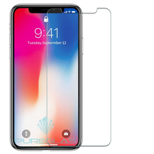 Whole Invisible Transparency 5 Seconds Self-Adsorbed for iPhone X Tempered Screen Protector