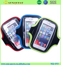 Neoprene Sport Running Armband Case Holder for Apple iPhone 5 5s 6 6s 6 plus 5.5inches Phone Accessories