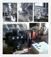 High Pressure Belt Driven Piston Air Compressor Scrap Low Pressure Piston Air Compressor AC Air Pump Compressor 17CFM