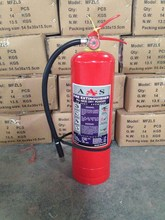 6kg portable powder chemical fire extinguisher
