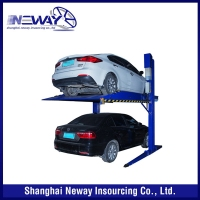 New style First Grade car safety lock for car parking system